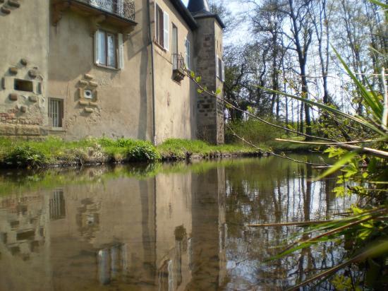Château de plaine de Rathsamhausen (Eichhoffen).
