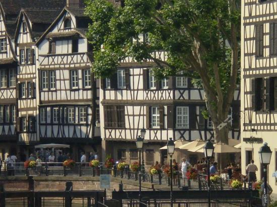 Strasbourg. La Petite-France.